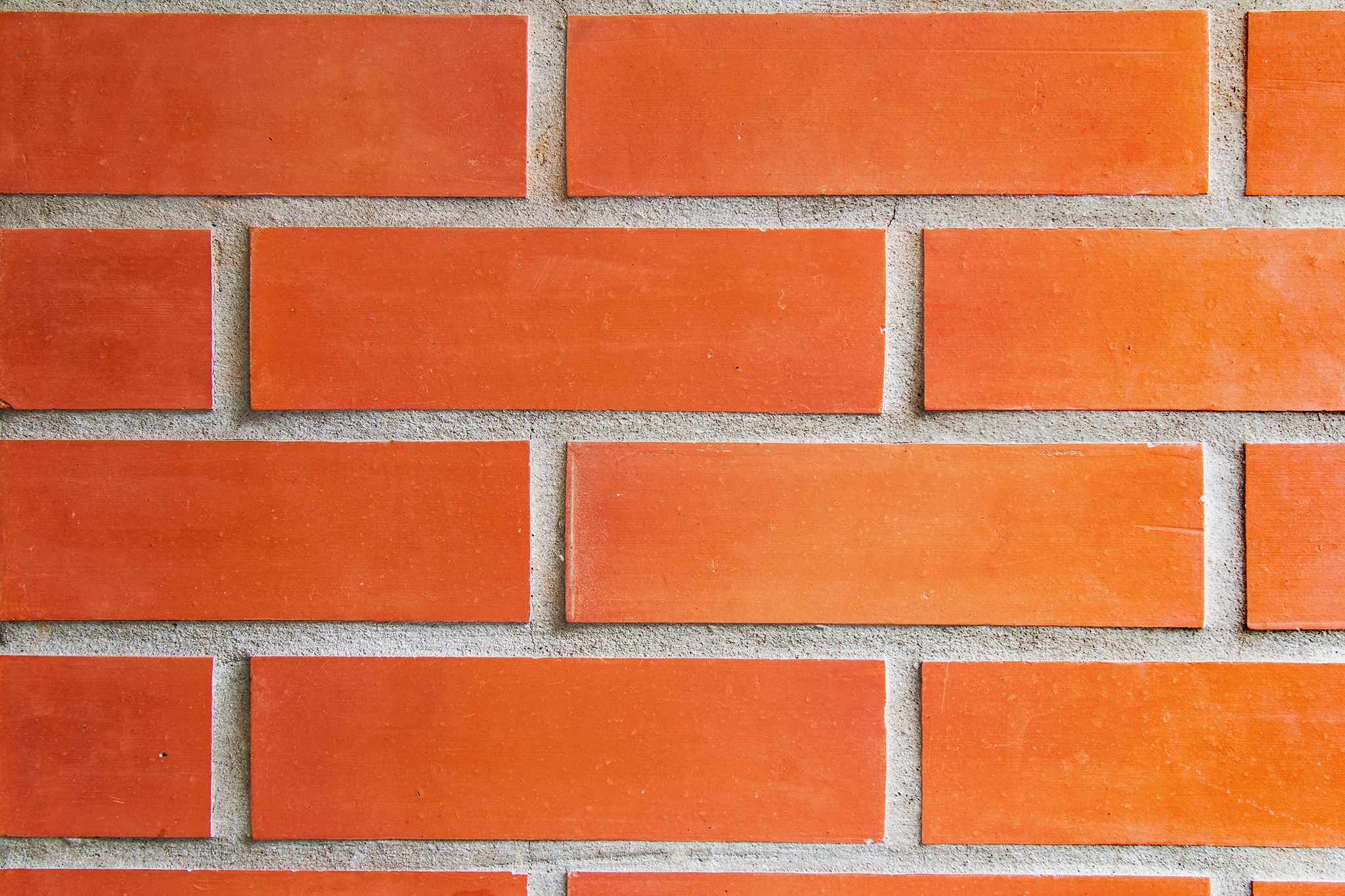 Modern brick wall patterns